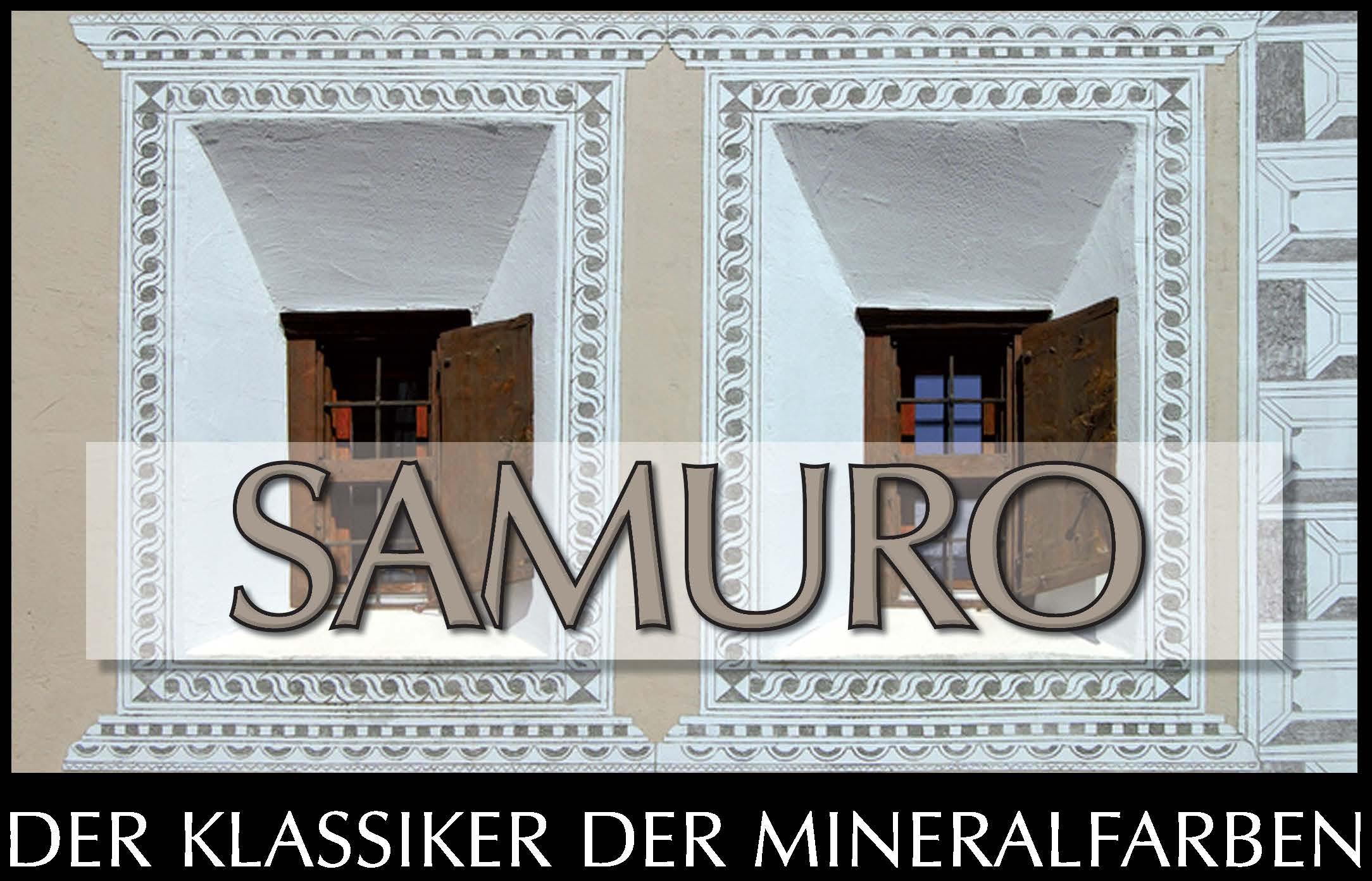 SAMURO Kalkfarbe