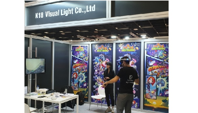 Visuallight, Investing in  the Global VR Market.