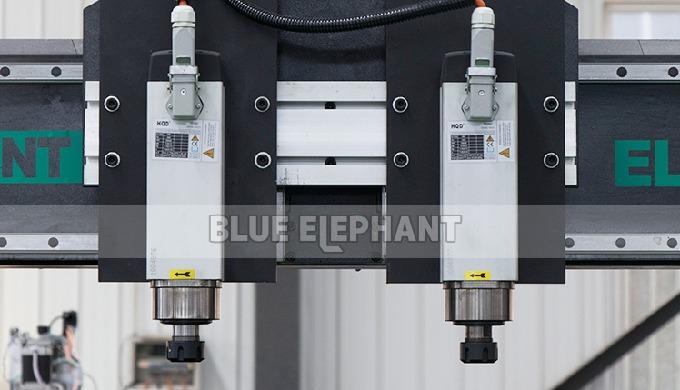 ELECNC-1530 Machine CNC multi-têtes pour le travail du bois