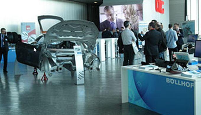 Presentación de lasTuercas remachables RIVKLE® SFC y fijaciones para estructuras lightweight en el Día Técnico Bollhoff en el AIC (Automotive Intelligence Center) de Bilbao