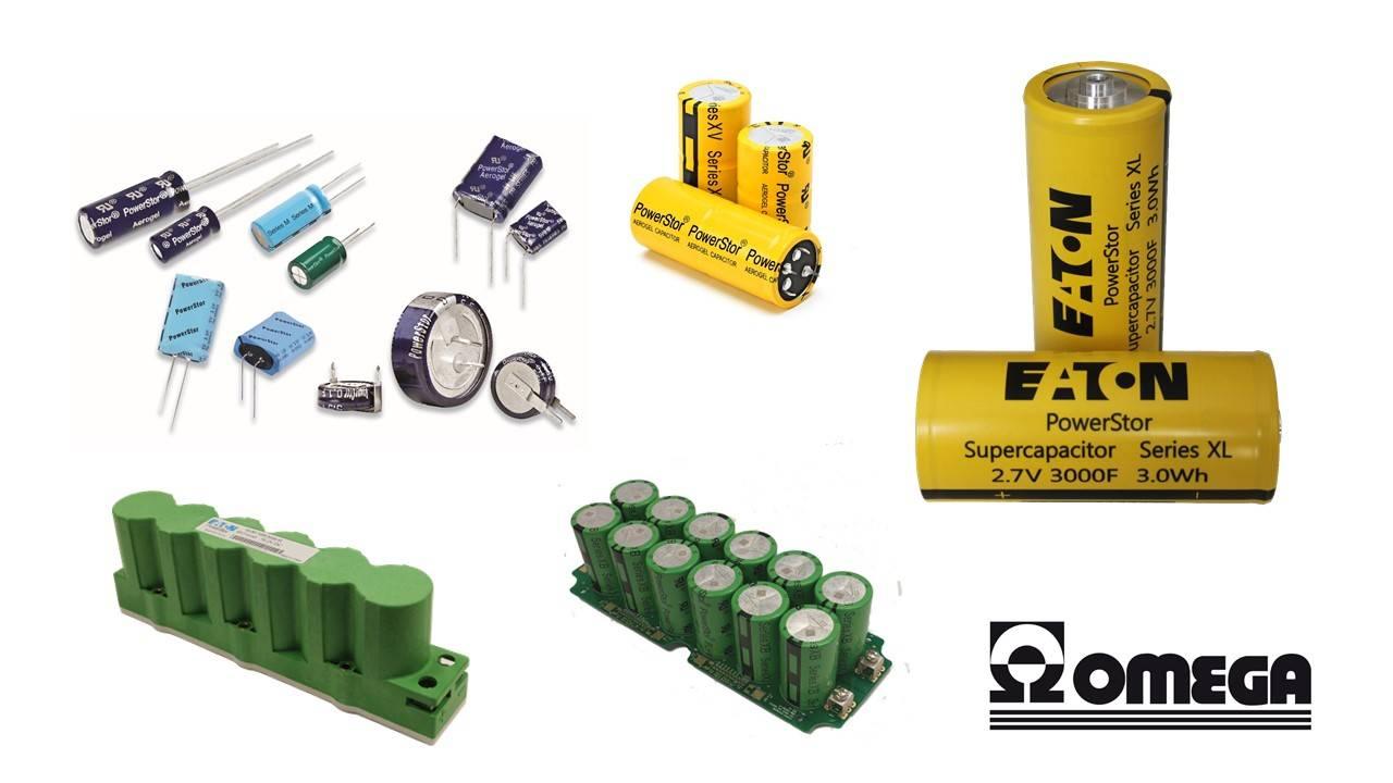 Supercondensateurs - Supercaps