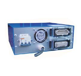 Racks de regulación temperatura para moldes con canal caliente Centralitas standartd desde 1 hasta 24 zonas hasta 6500W