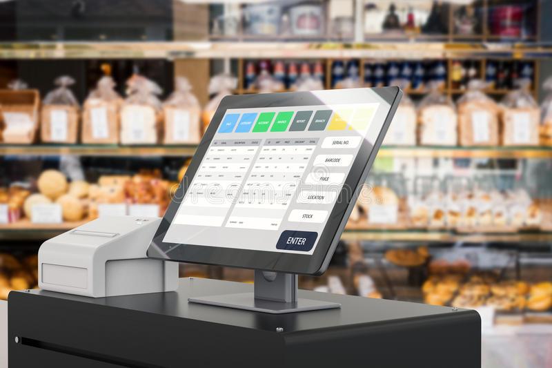 Grâce à son interface simple, intuitive et facile d'utilisation, le logiciel solution point de vente simplifie le travai