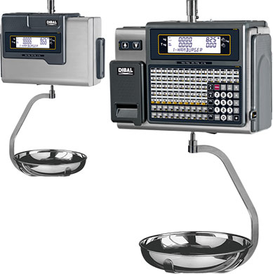 COUNTER SCALES D-900 SERIES (by Dibal)