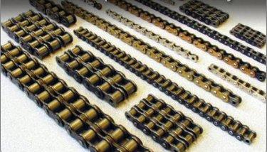 Řetězy pro průmysl a automobily Společnost ČZ, a.s., Strakoniceje výrobce řetězů pro automobilové a motocyklové motory.
