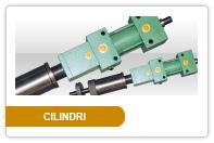 I nostri cilindri oleodinamici, vengono realizzati a tiranti oppure saldati, con alesaggi che possono raggiungere un dia