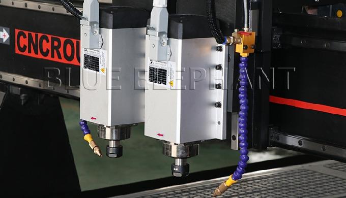ELECNC-1530 Routeur CNC à 2 axes à système de commande pneumatique