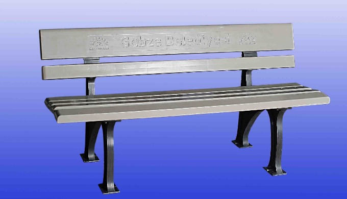 Composite bench - just arrived
