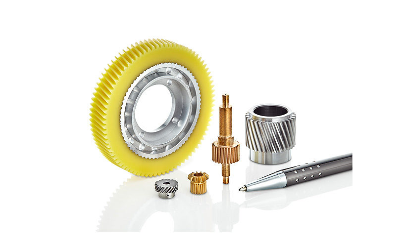 Helical Gears | High Precision Gears