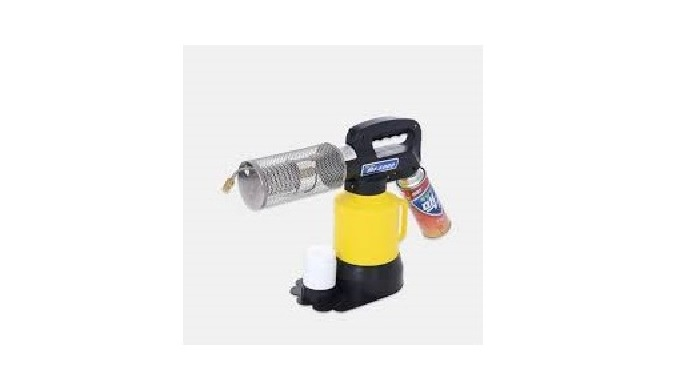 This fogging(ULV) exterminator is designed to be used conveniently at any place and at any time to exterminate germs or