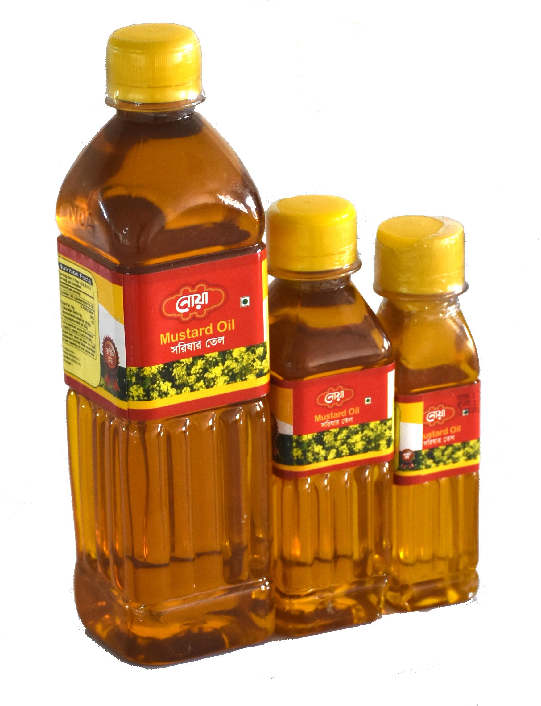 Noa Mustard Oil
