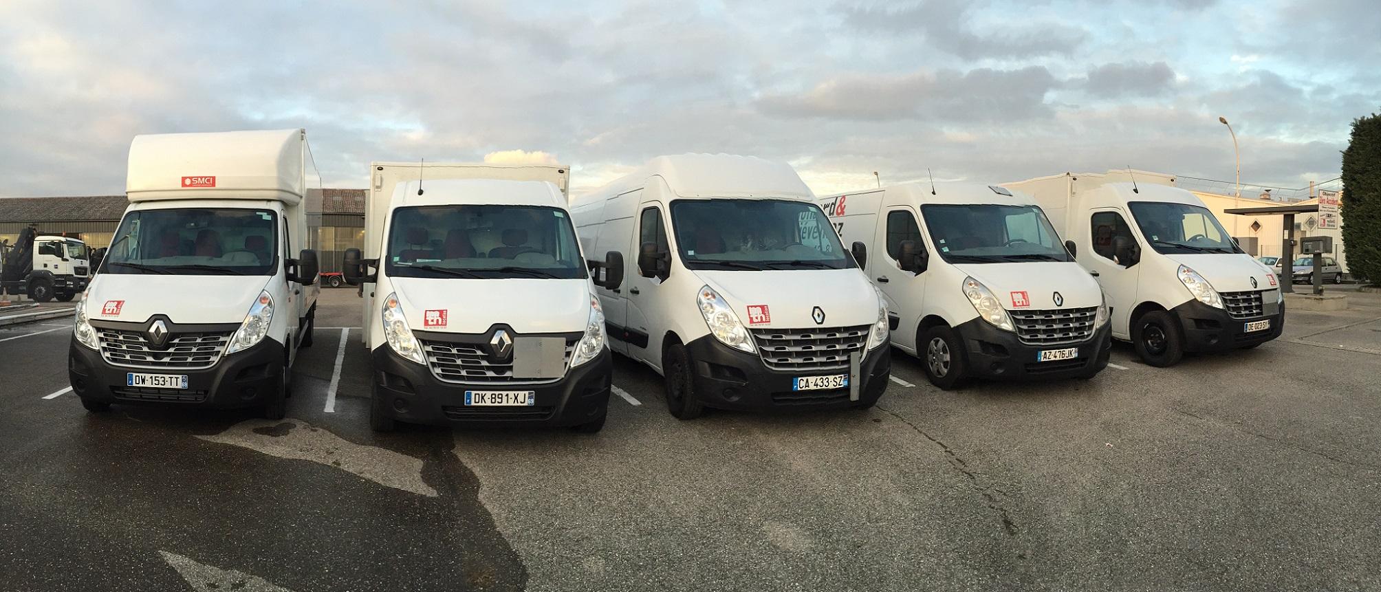 Mollard et Thiévenaz location est un spécialiste multi-marques de la location longue durée de véhicules utilitaires (fo
