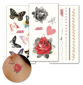 Fashion Tattoo & Accessory Tattoo
