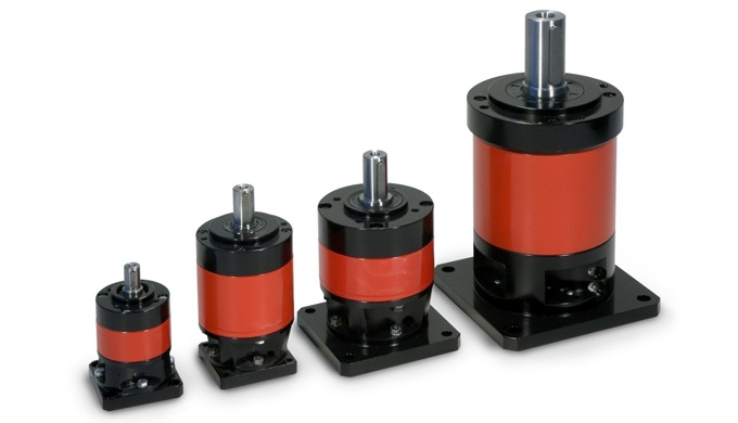 Planetové převodovky TRAMEC pro průmysl a automatizaci.