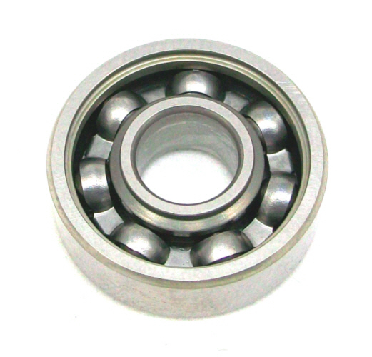 Miniature bearings and small bearings are available open, shielded or sealed, with bore sizes as small as 1.5mm.  The sm
