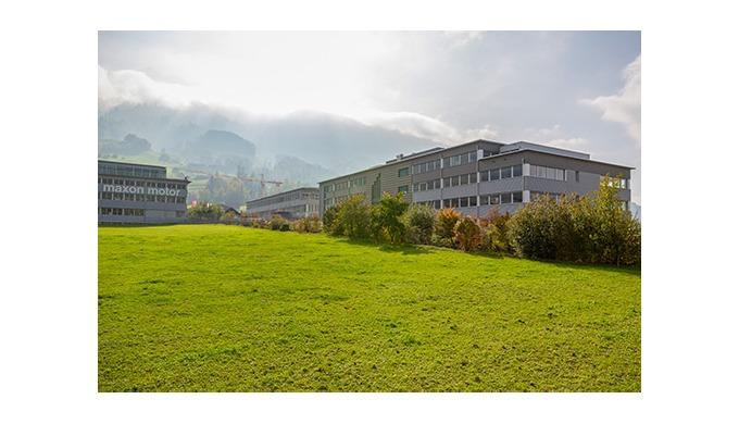 maxon motor ouvre un Centre d'Innovation au bord du lac de Sarnen