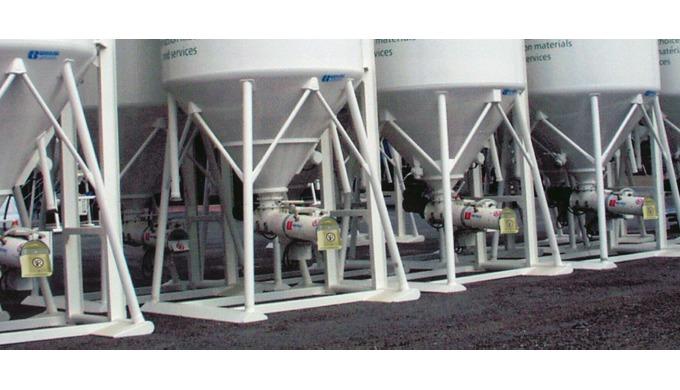 Con sus innovadores Mezcladores de Mortero y Sistemas de Transporte Neumático para Mortero Seco, desde la década de 1990