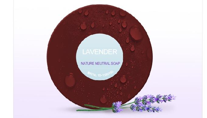 Cuidado intensivo del problema de la piel La lavanda lo ayuda con la contracción de los poros y el cuidado elástico de l
