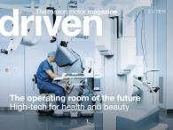 Driven Magazin: Im OP der Zukunft