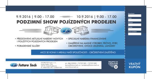 Vážení zákazníci, Vážení obchodní partneři,  je nám potěšením Vás opět pozvat do jižních Čech, na další ročník výstavy