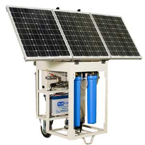 Solar Water Purifier - MWF900-SF