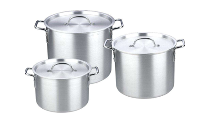 stainless steel Stock pot JLKP-49