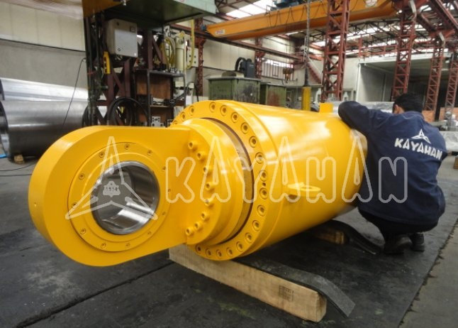 Hydraulic Cylinders for Iron & Steel Industries