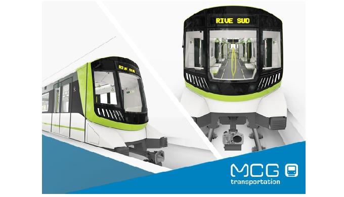 MCG garante produção de pisos aquecidos para o Alstom Metropolis