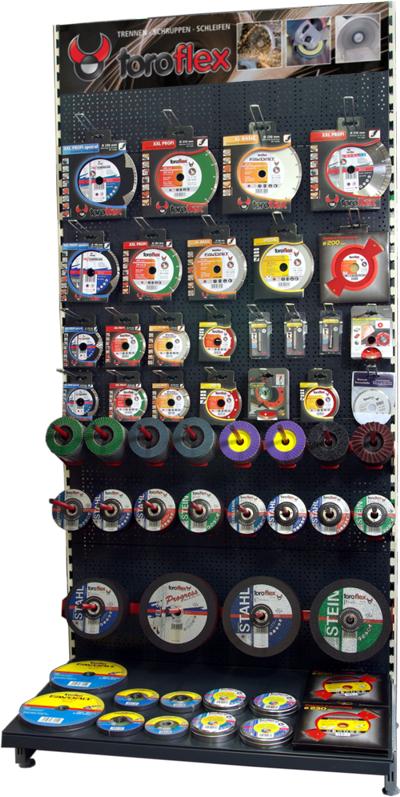 toroflex verpflichtet sich seit 1979 - zusammen mit SwatyComet als einer der größten und führenden Schleifmittelherstell