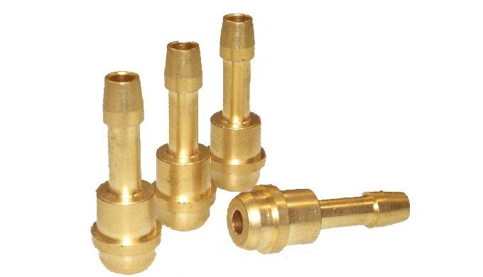 Brass Hose Stems
