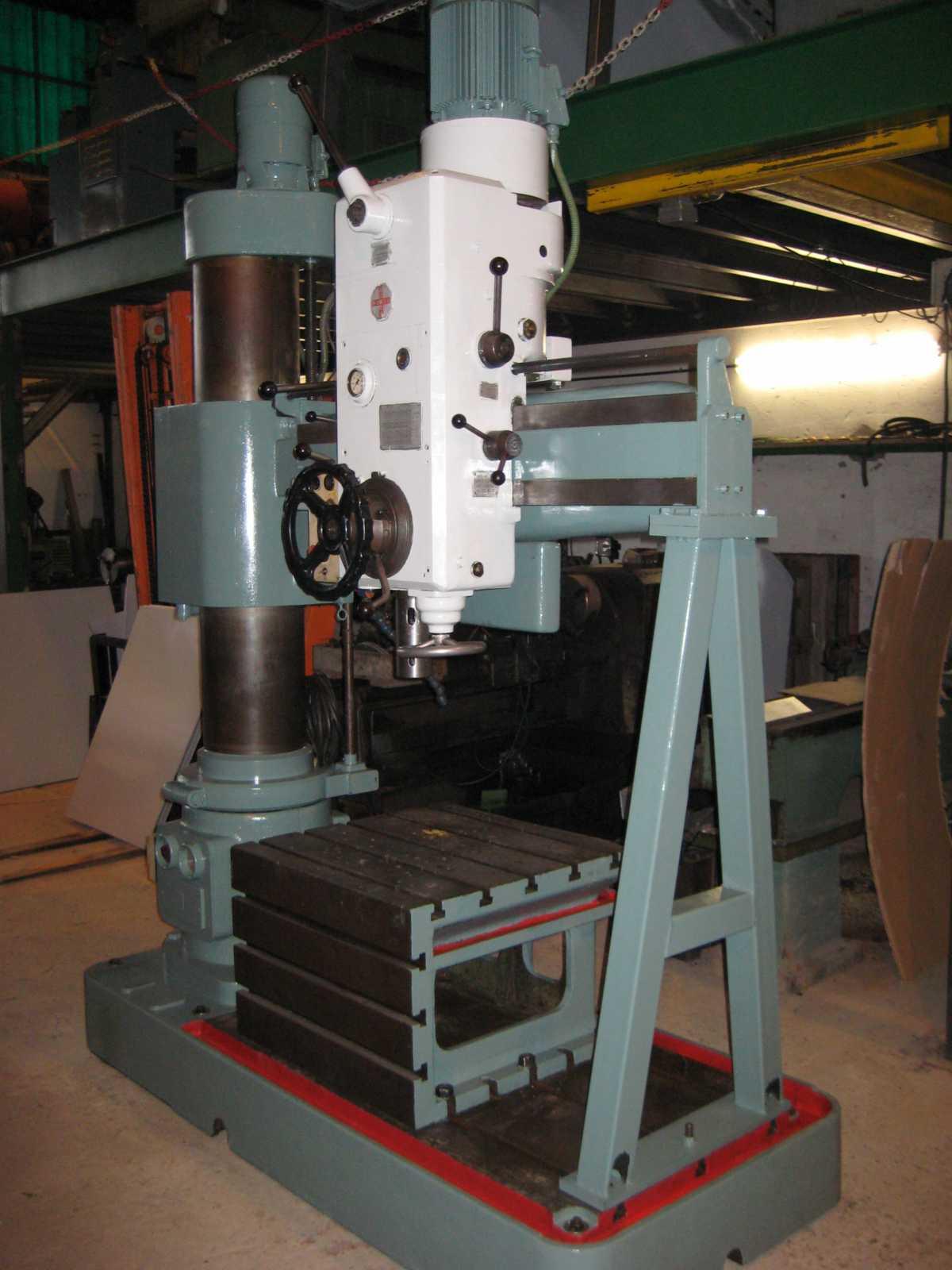 Taladro radial BOWES 50-1250