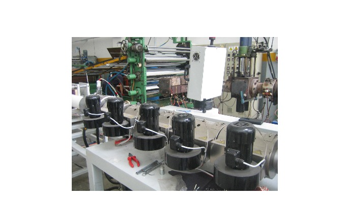 RAAN has both direct and calendaring extrusion production lines for sheet/panel and rods.