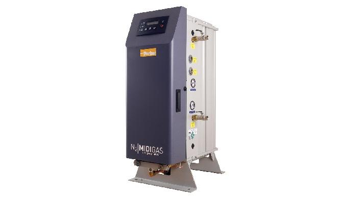 Gasgeneratoren