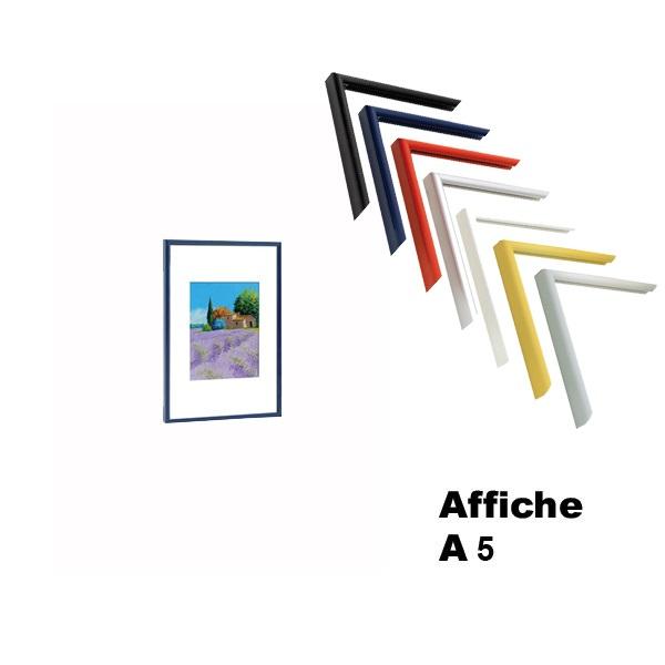 CADRES DÉCO COULEURS POUR AFFICHES A5 (14,8 X 21 CM)