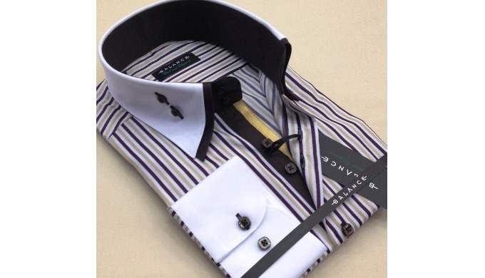 We have been producing designer men's shirts since 1963 only in Istanbul Turkey. We can also produce for your label(s).