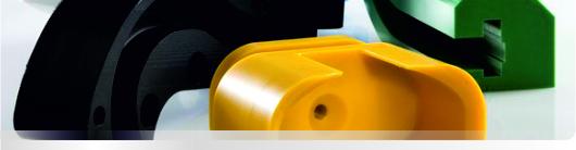 Obráběné díly z technických plastů Nabízíme dodání přesně obráběných dílů dle individuálních požadavků a potřeb zákazník