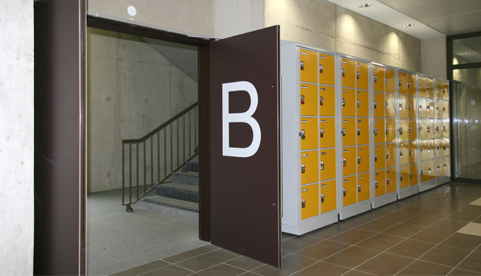 Blocs-portes EI30 D.A.S. simple action