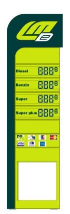 Designové cenové ukazatele - výroba Společnost GEMA s.r.o. jako výrobce nabízí designové cenové ukazatele. Designové ce