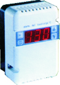Electronic Thermostat against Legionella