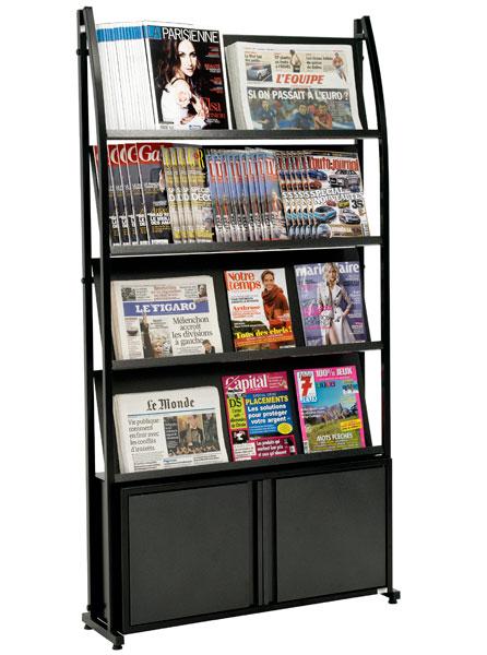 Ligne moderne et esthétique pour une excellente mise en valeur de vos documents Utilisation en agence, boutique ou burea