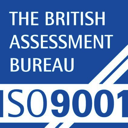 HE & BS Benson - ISO9001 approved
