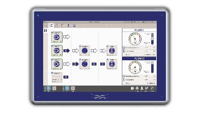 Les systèmes de contrôle de la pompe d'alimentation du séparateur automatique Alfa Laval sont destinés à être utilisés d