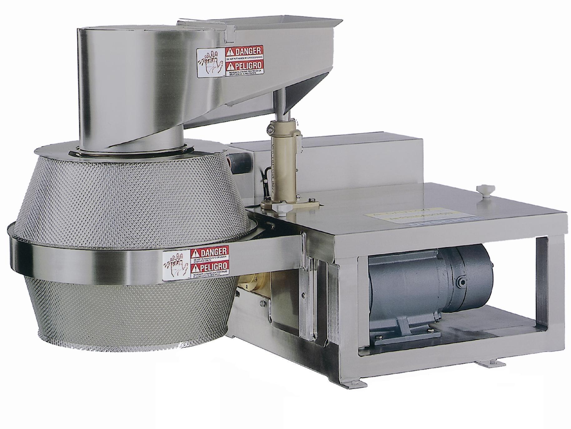 Urschel Modell CC - Zentrifugalschneidemaschine