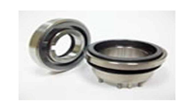 Cierres Mecánicos Tipo ALLPAC Se trata de un cierre mecánico simpley robusto, con las caras macizas de carburo de silic