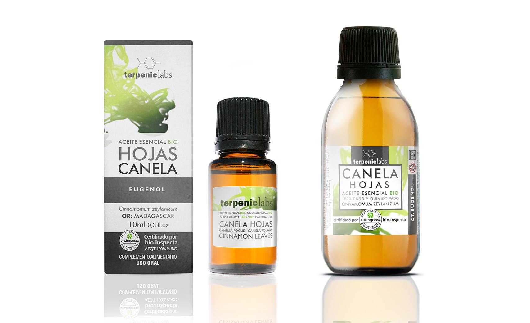 Canela hojas - Aceite Esencial