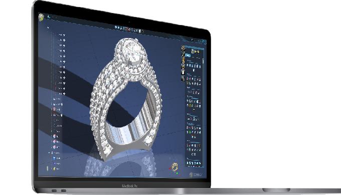Inscríbete en nuestras becas de diseño 3D de joyería valoradas en 5.796 euros