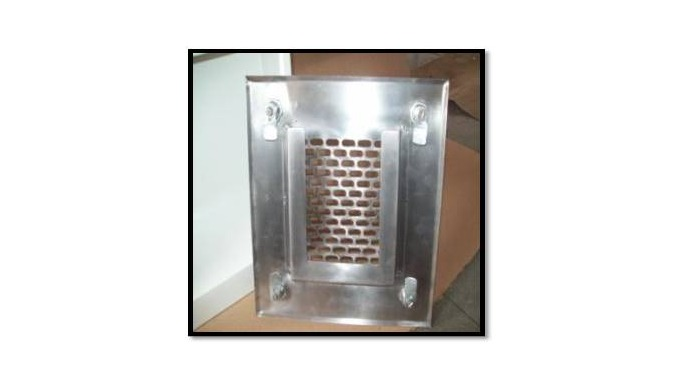 Supply and Return air riser in GI/MS/SS contsruction with grills and dampers. we also maufacture inbuilt embeded riser p