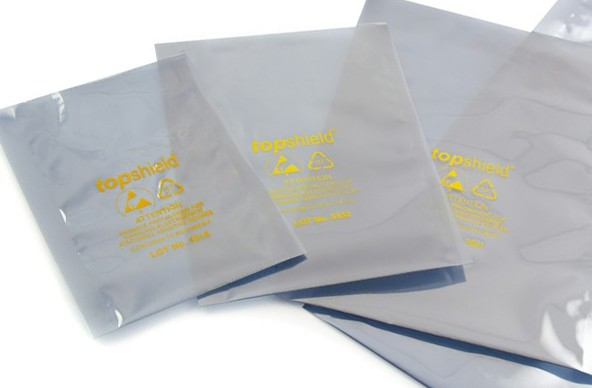 Valdamark supply Esd Anti Static Bags to a cross section of industries looking to protect their electronic goods from el