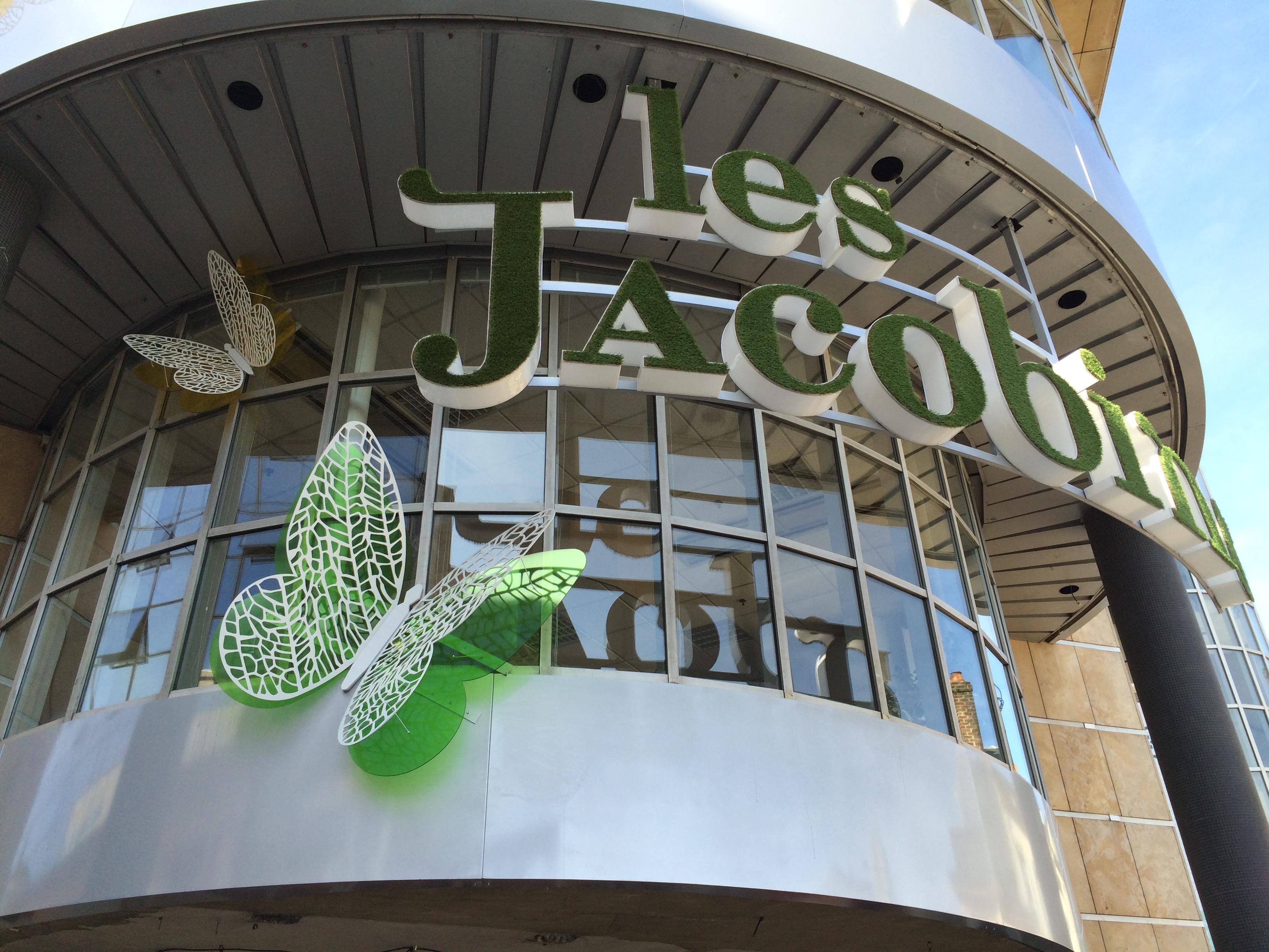 Centre commercial Les Jacobins Le Mans