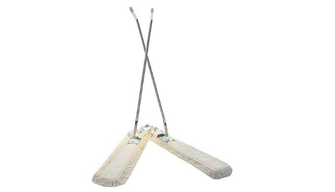 Balai ciseau 2 X 1 metre pour un balayage rapide et efficace de vos sols. Il est le complément indispensable de l'autola